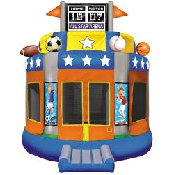 All Star Sports Arena Bounce House