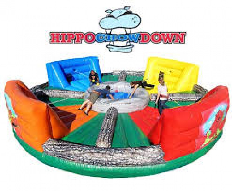 Hippo Chow Down